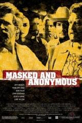Maskējies un anonīms plakāts
