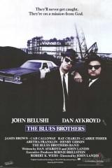 Brāļi Blūzi plakāts