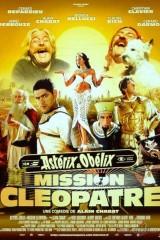 Asterikss un Obelikss: Misija Kleopatra plakāts