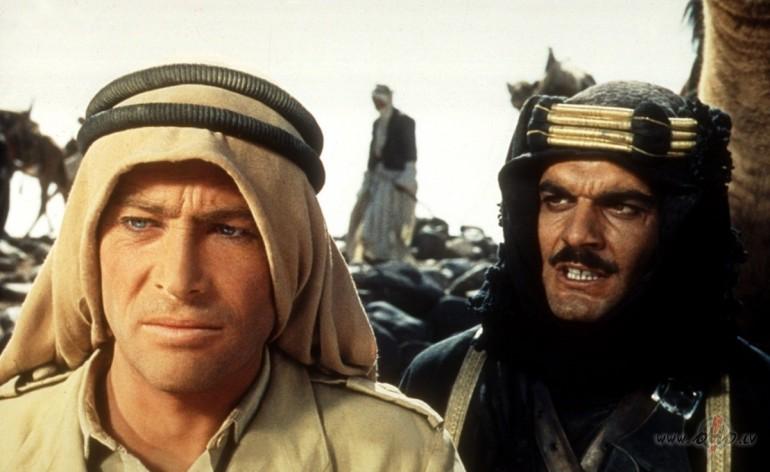 Arabijas-Lourenss_f25275 Английские и французские спецслужбы против арабского мира Анализ - прогноз Ислам