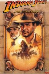 Indiana Džonss un pēdējais krusta karš plakāts