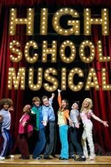 Vidusskolas mūzikls plakāts