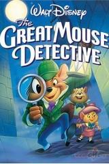 Lieliskais peļu detektīvs plakāts