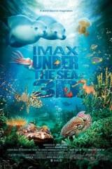Jūras dzīlēs 3D plakāts