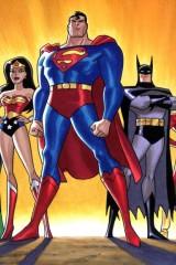 Supervaroņu komanda plakāts