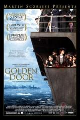 Zelta durvis plakāts