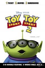 Rotaļlietu stāsts 2 3D plakāts