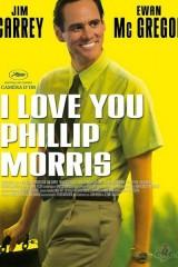 Es mīlu tevi, Filip Moris plakāts