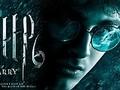 Harijs Poters un Jauktasiņu Princis plakāts