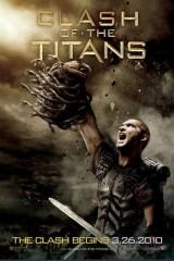 Titānu cīņa plakāts