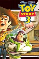 Rotaļlietu stāsts 3 plakāts
