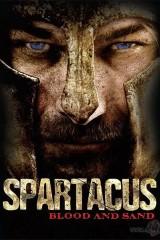 Spartacus: Blood and Sand plakāts