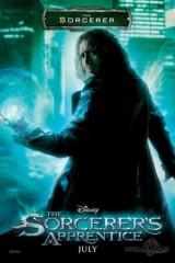 Burvja māceklis plakāts