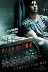Patoloģija plakāts