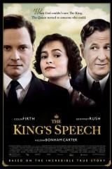 Karaļa runa plakāts