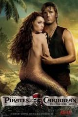 Karību jūras pirāti: Svešajos krastos plakāts