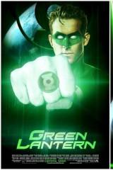Zaļais lukturis plakāts
