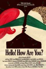 Sveiks! Kā tev iet? plakāts