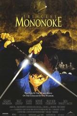 Princese Mononoke plakāts