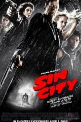 Grēku pilsēta plakāts
