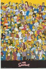 Simpsoni plakāts