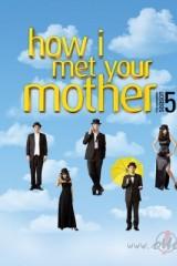 Kā es satiku jūsu māti plakāts