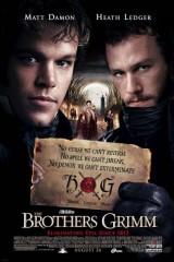 Brāļi Grimmi plakāts
