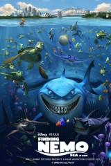 Meklējot Nemo plakāts