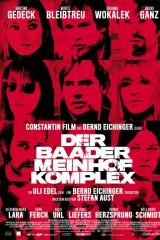 Bādera - Meinhofas komplekss plakāts