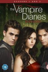 Vampīra dienasgrāmata plakāts