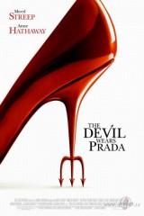 Sātans Pradas brunčos plakāts