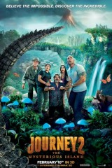 Ceļojums uz Noslēpumu salu 3D plakāts