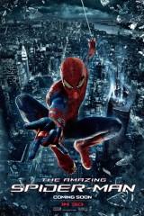 Apbrīnojamais Zirnekļcilvēks plakāts