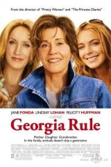 Džordžijas likums plakāts