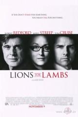 Lauvas jēru pavadā plakāts