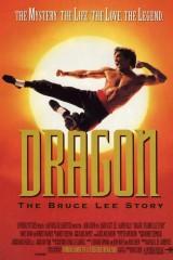 Drakons: Brūsa Lī dzīvesstāsts plakāts