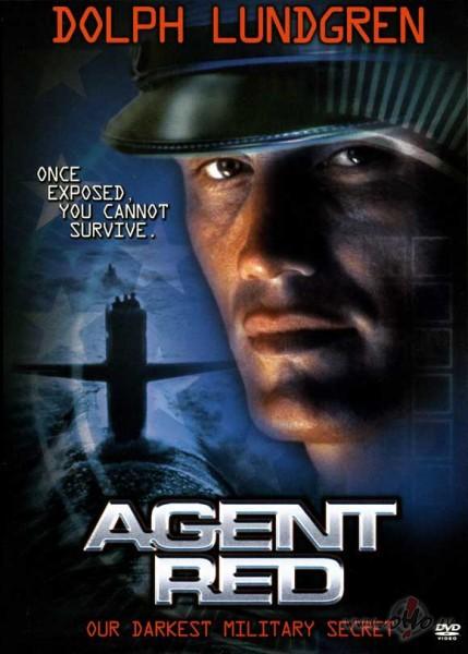 Filmas Sarkanais aģents plakāts