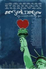 Ņujorka, es tevi mīlu plakāts
