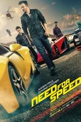 Need For Speed: Ātruma slāpes plakāts