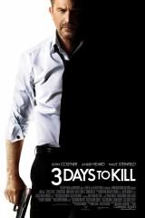3 Days to Kill plakāts