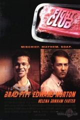 Cīņas klubs plakāts