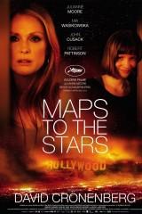 Karte uz zvaigznēm plakāts