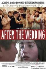 Pēc kāzām plakāts