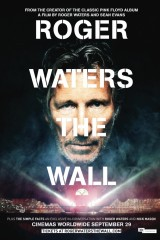 Roger Waters The Wall plakāts