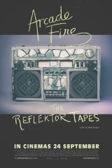 Arcade Fire: The Reflektor Tapes plakāts
