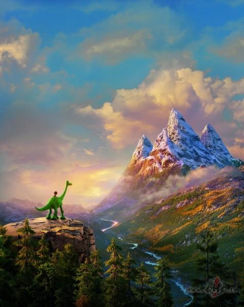 Filmas Labais dinozaurs 4 - attēls no filmas