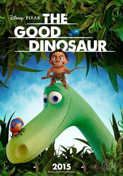 Filmas Labais dinozaurs plakāts
