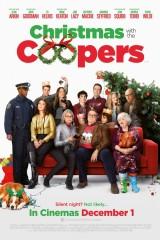 Trakie Ziemassvētki ar Kūperiem plakāts