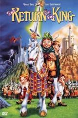 Karaļa atgriešanās plakāts