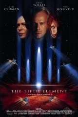 Piektais elements plakāts